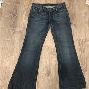 GOLDSIGN SYLVIE JEANS